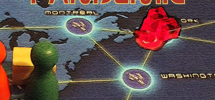 No single player can win this boardgame: is called Pandemic