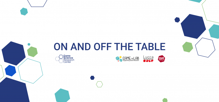 [20-21 Maggio 2021] On and Off the Table
